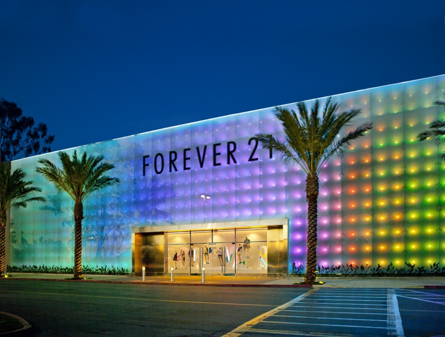 Shop at Forever 21 with coupons to save money