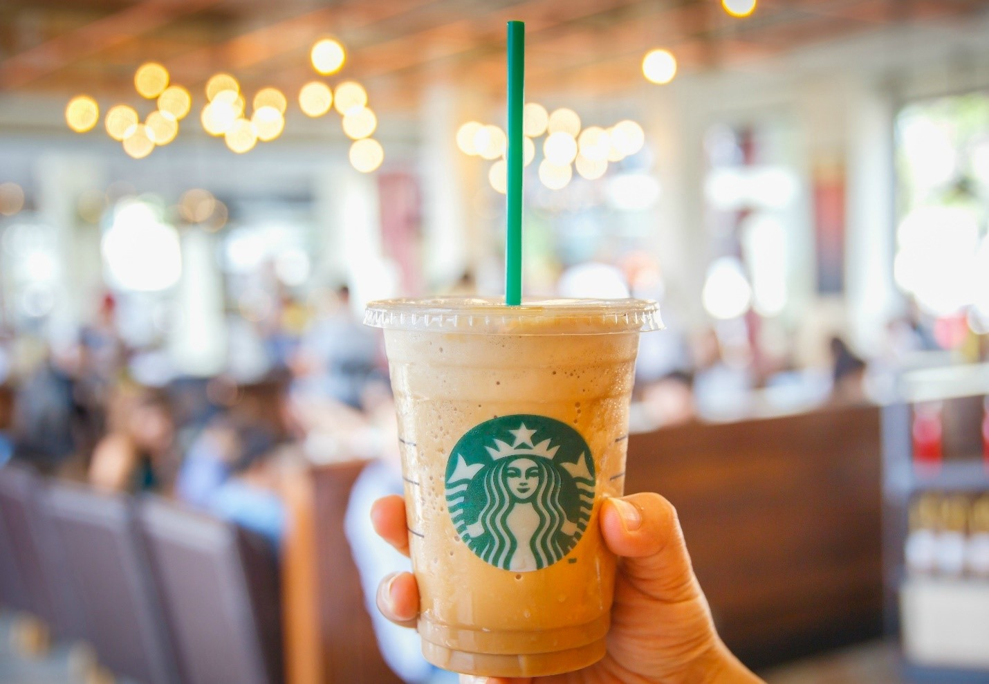 Check out Starbucks coupons before you buy coffee