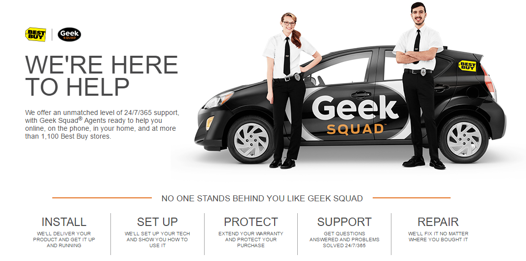 Best Buy Geek Squad